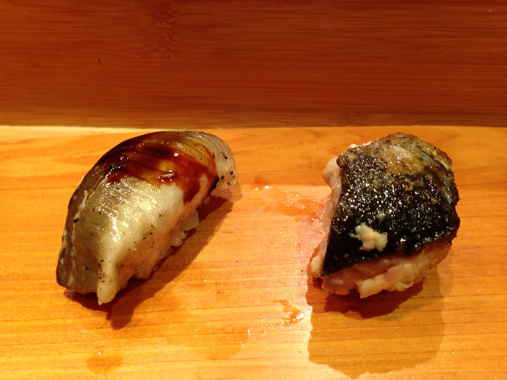 Anago and Unagi