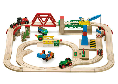 making wooden toy train tracks | Discover Woodworking Projects