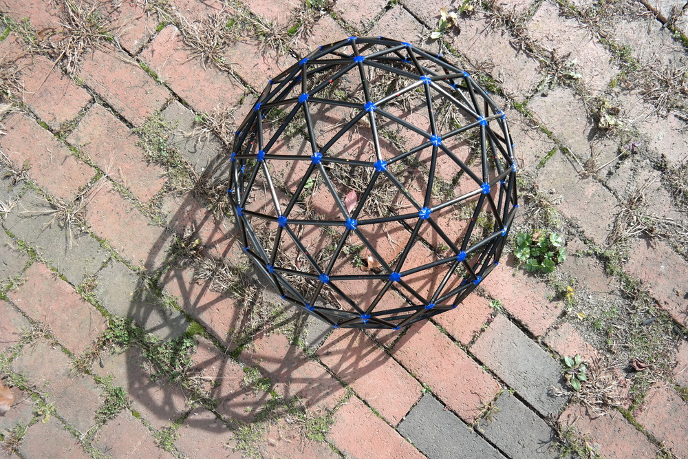 Miniature Geodome Sketchthis Net