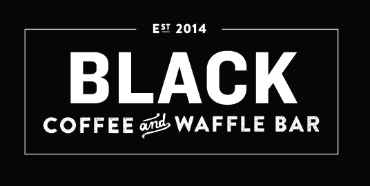 Black: Coffee and Waffle Bar