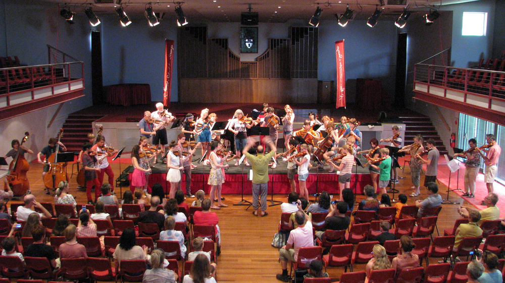 Joyes Hall: for lunchtime and evening concerts
