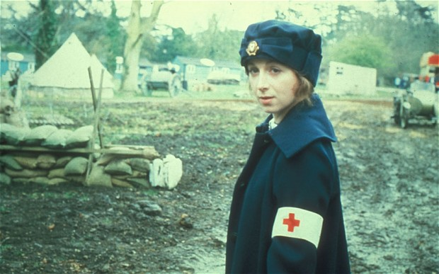 Still relevant: Cheryl Campbell as Vera in the 1979 BBC series 'Testament of Youth'     Photo: BBC