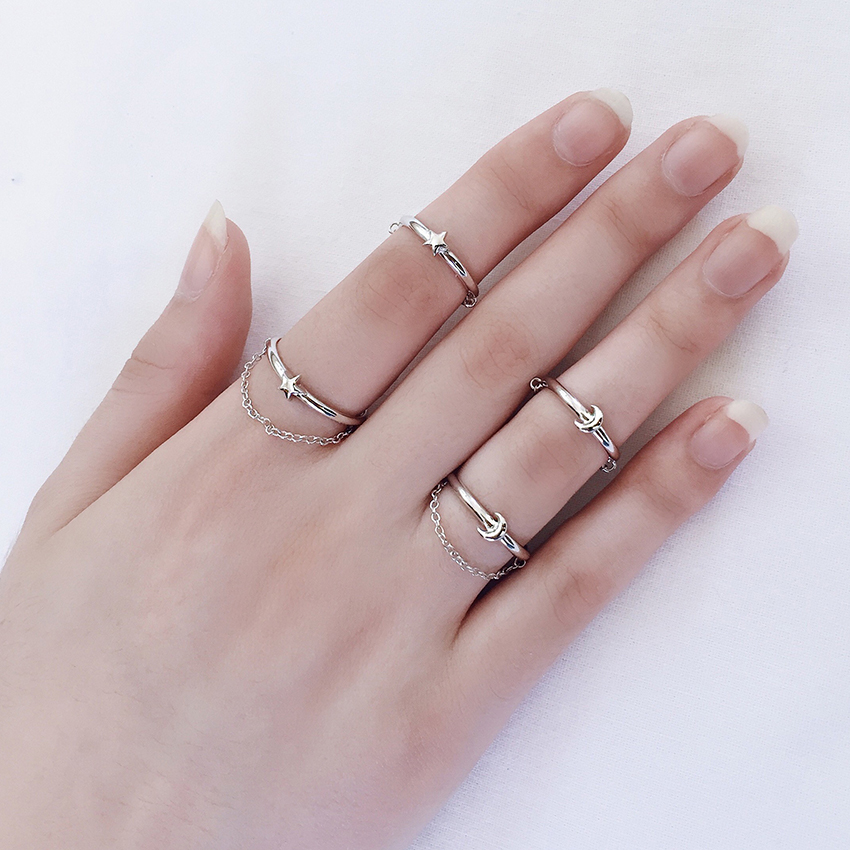 au revoir les filles stacking midi silver rings orion constellation star map white blue canis minor canis major artemis beautiful stunning brilliant dazzling love inspiration inspired dreamy