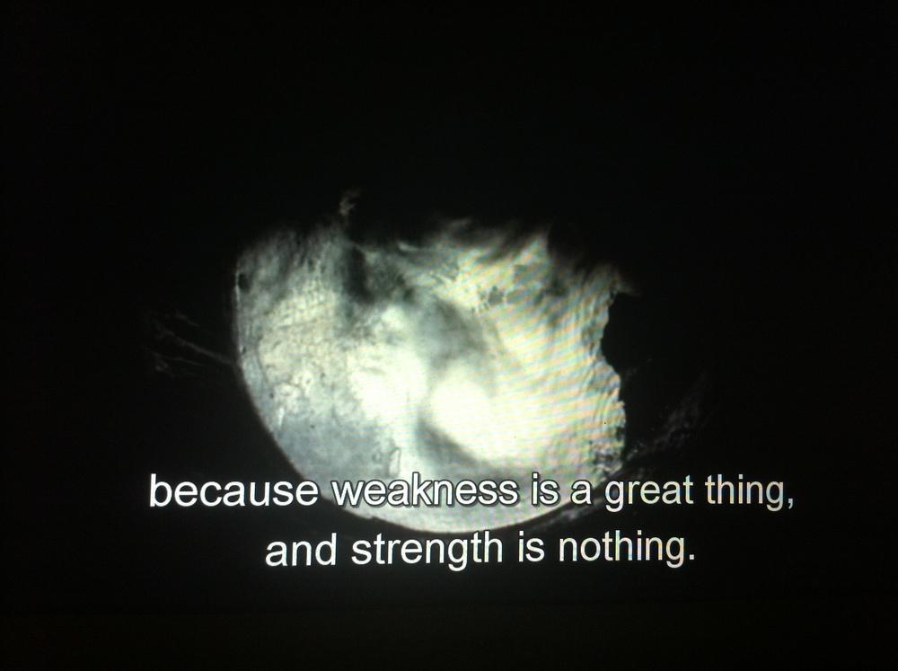 Sceen capture from Tarkovsky's Stalker (1979)
