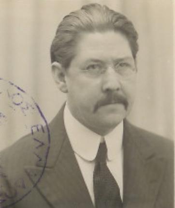 """René """"Aor"""" Schwaller de Lubicz, 1936"""