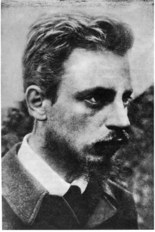 Rainer Maria Rilke (1875–1926)