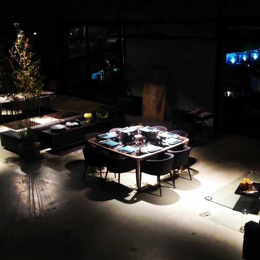 LOUNGE RESTAURANT & SUSHI BAR   FOOD; DESIGN & MUSICA