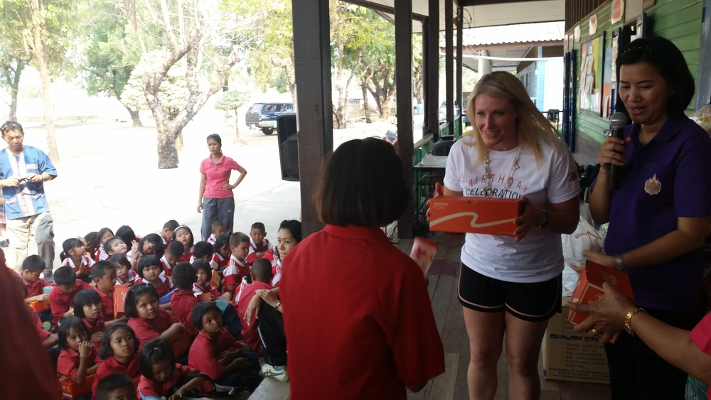 The Power of Giving: Thailand