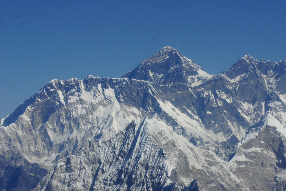 Mt Everest View from Top
