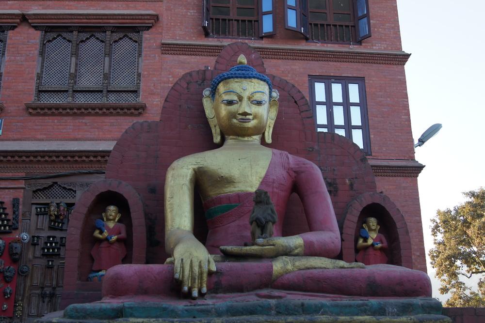Swayambunath, Kathmandu - Nepal
