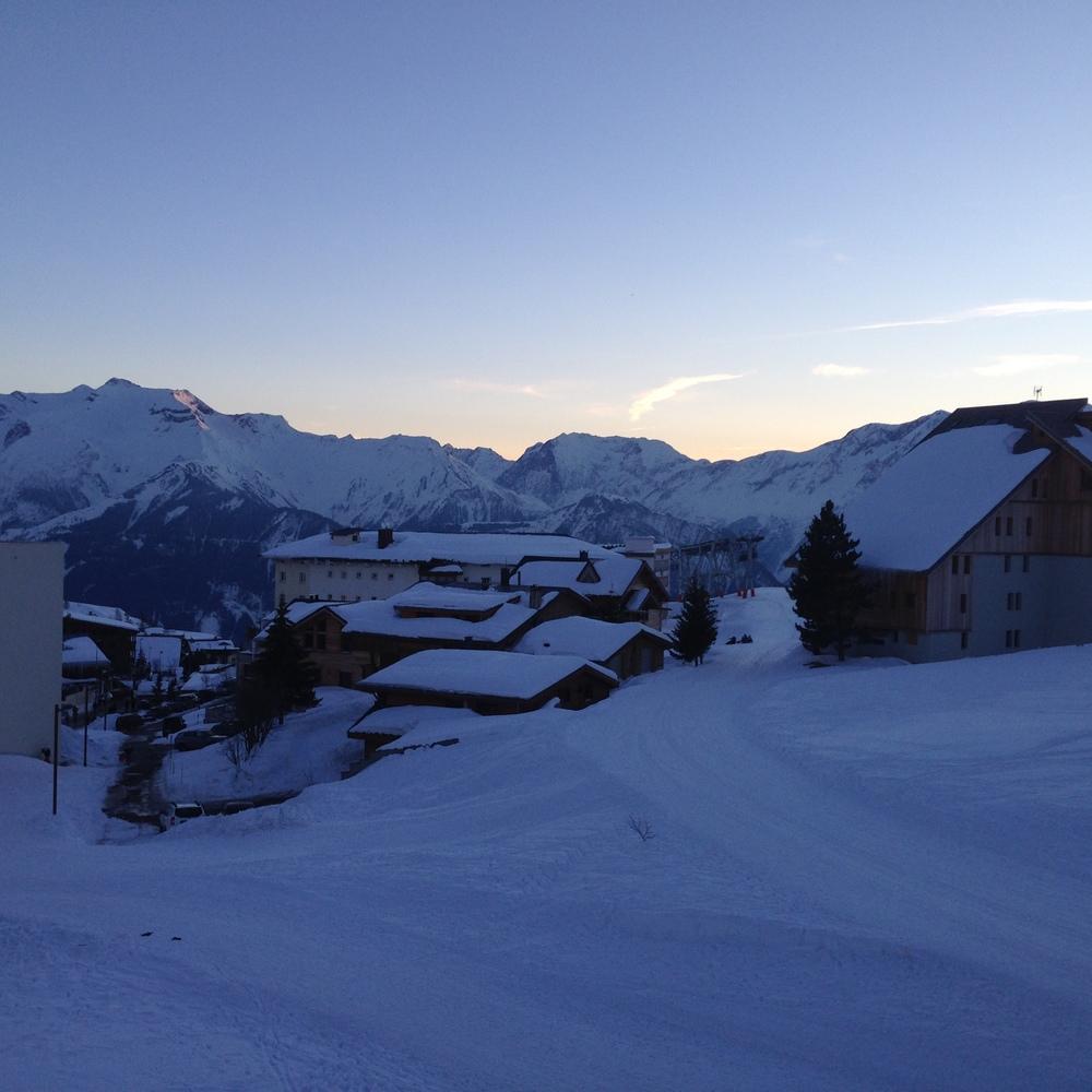 L'alpe D'huez - France