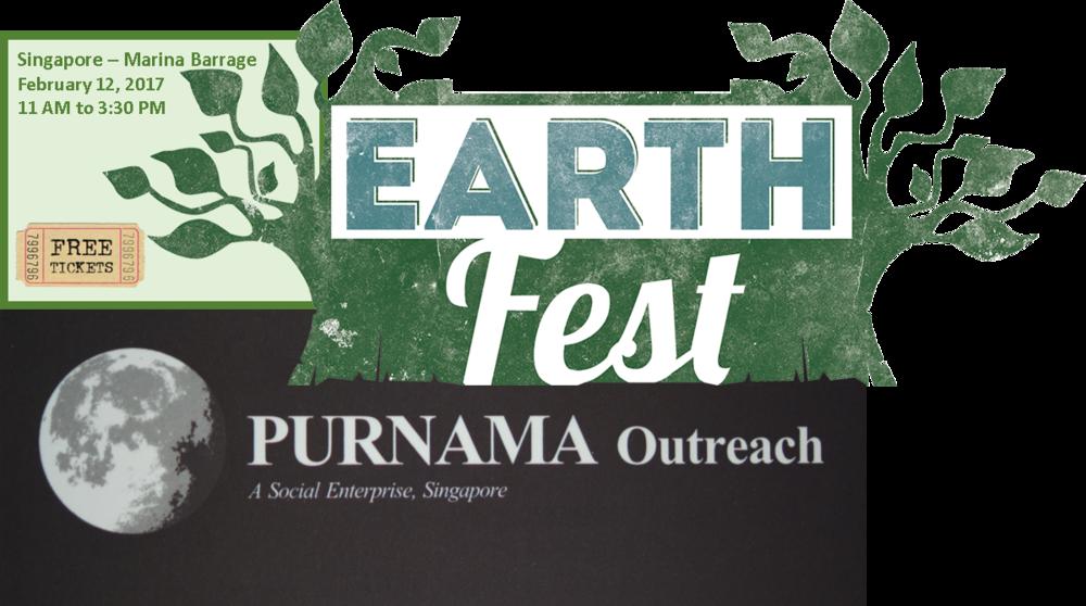 Singapore - Earth Fest 2017