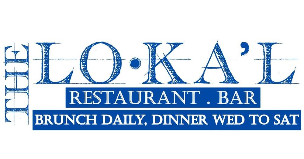 Lokal Logo Restaurant Bar