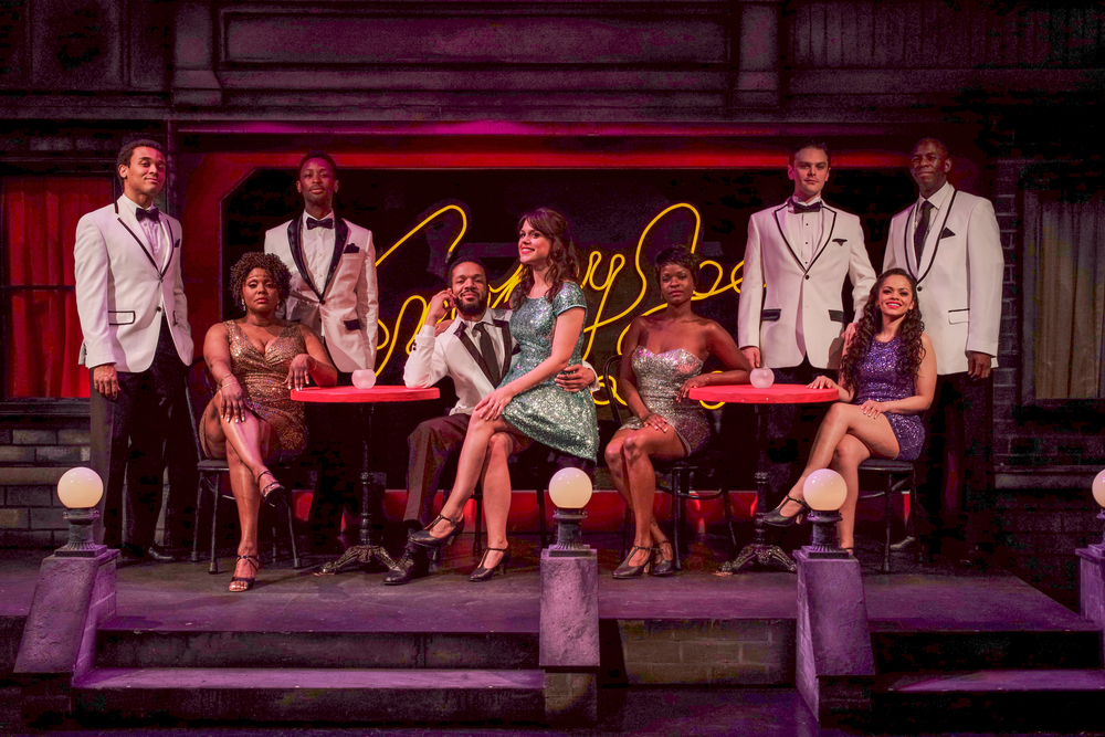SMOKEY JOES COMPLETE CAST IN CAFE.jpg