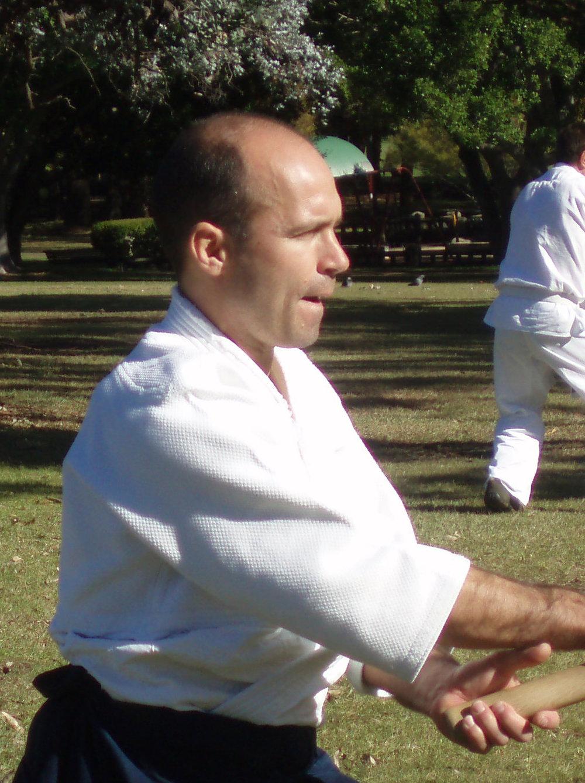 Saito Hitohiro Sensei Seminar Sydney 2006