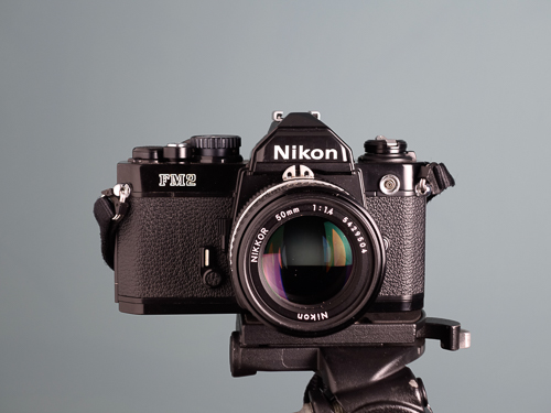 Nikon FM2 with Nikkor 50mm f/1.4 lens  Copyright © 2014 Gonçalo Martins