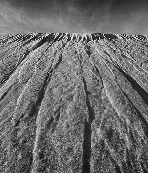 Reaching Dune