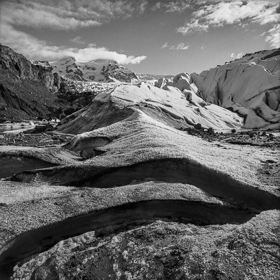 Glaciar Svinafell ensaio 3