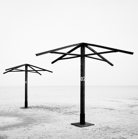 Naked Umbrellas