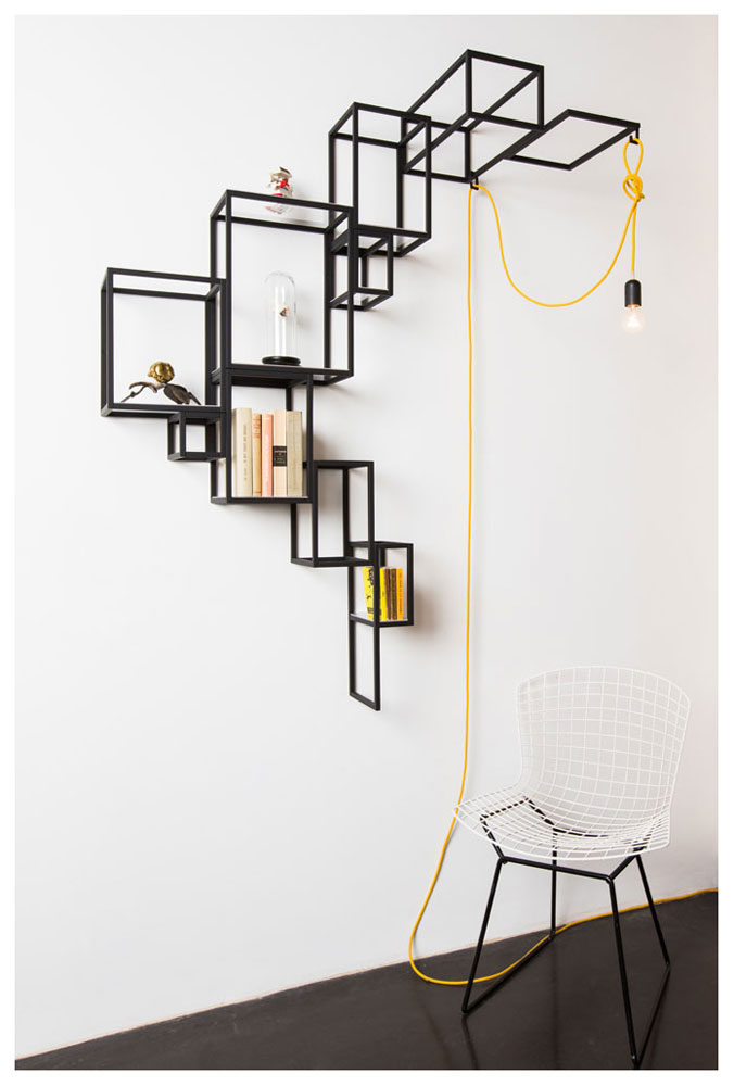 JOINTED SHELVES 2014