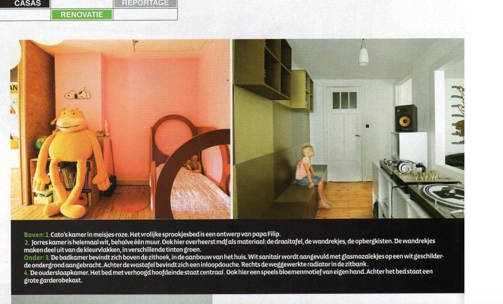 Casas // Magazine - juli 2007