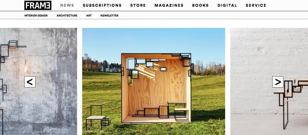 Frame online magazine - juli 2015