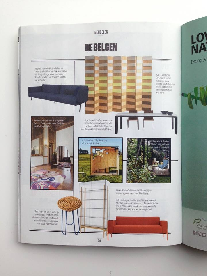 Weekend Knack // magazine - mei 2015