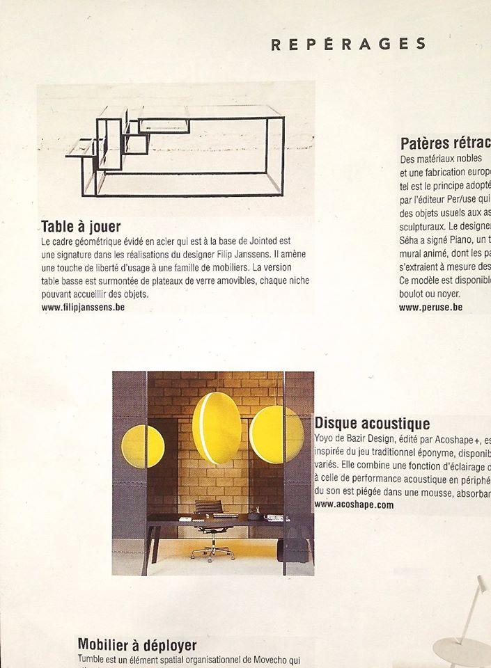 Le moniteur architecture Frankrijk // magazine - februari 2015)
