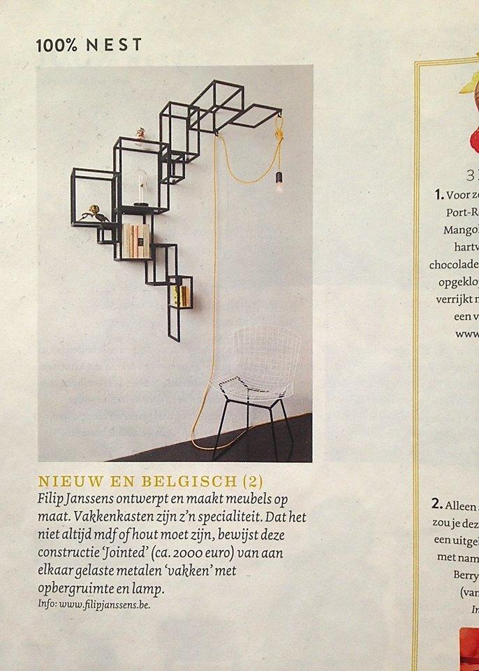 Nest // magazine - februari 2015