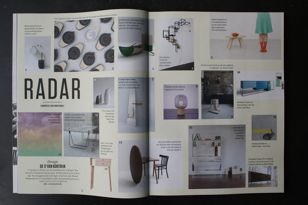 Weekend Knack // magazine - oktober 2014
