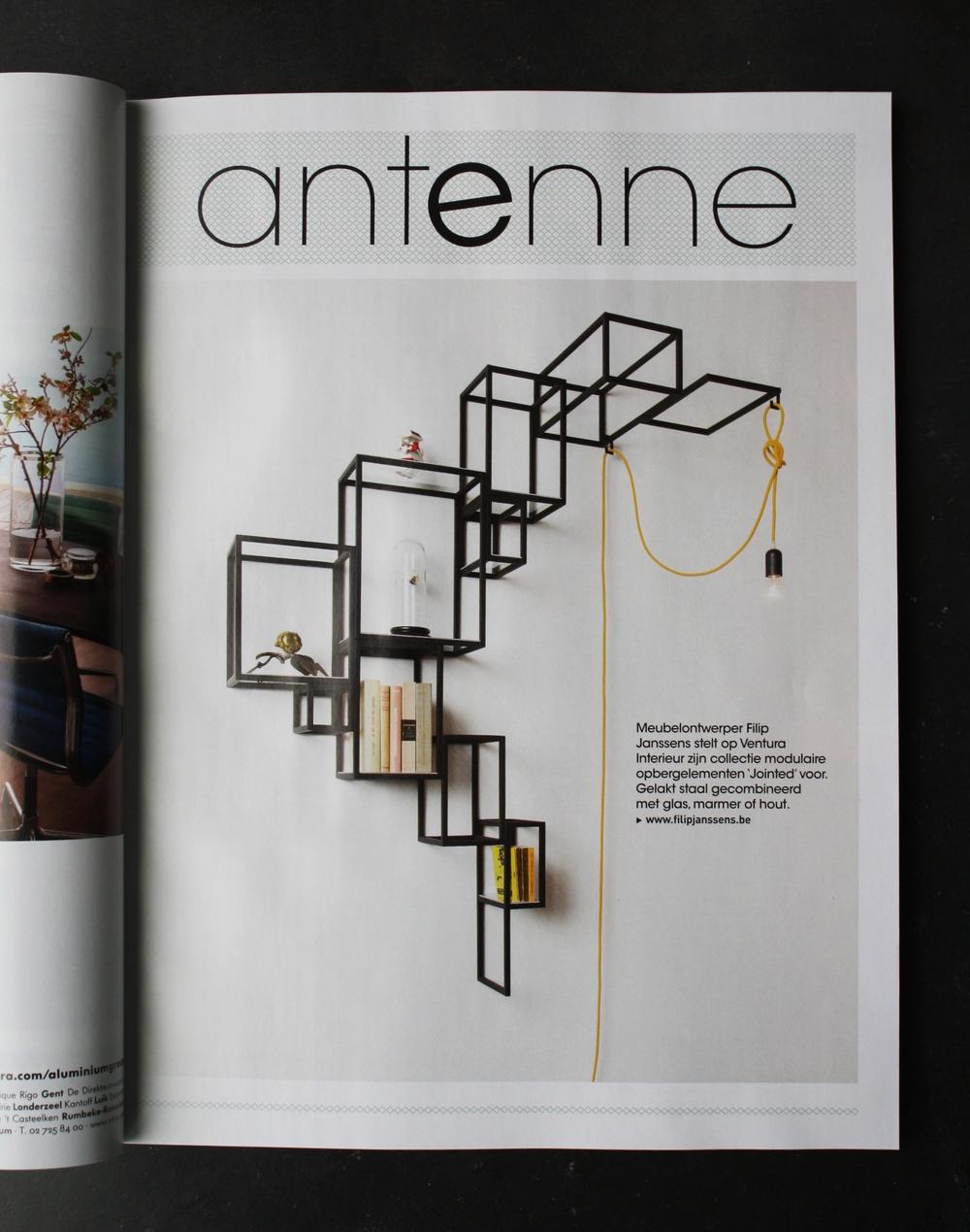 Actief Wonen (magazine - oktober 2014)
