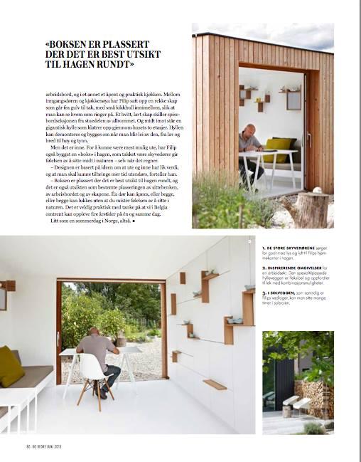 Bo Bedre, Norway // magazine - juli 2013