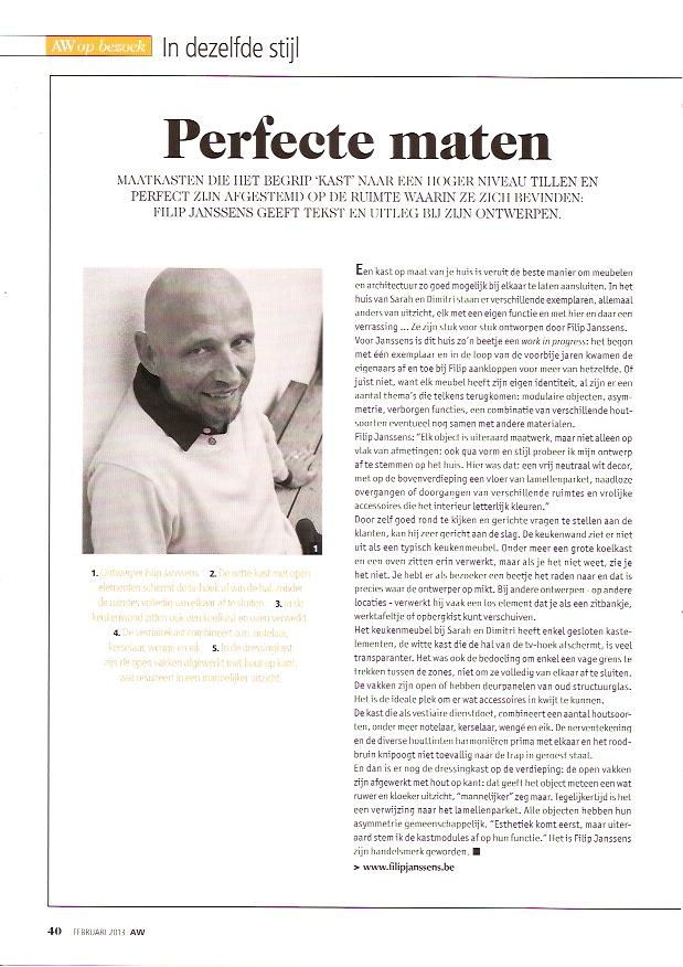 Actief Wonen // Magazine - februari 2013