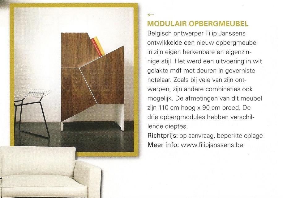 Stijlvol Wonen // Magazine - november 2011
