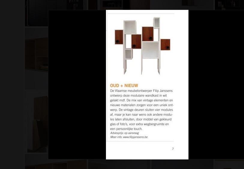 Copy of Bouwen en Interieur / 2011
