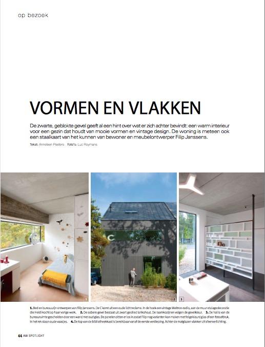 Actief Wonen // Magazine - maart 2011