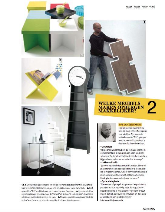 Actief Wonen // Magazine - oktober 2009