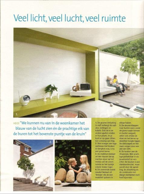 Libelle // Magazine - mei 2009