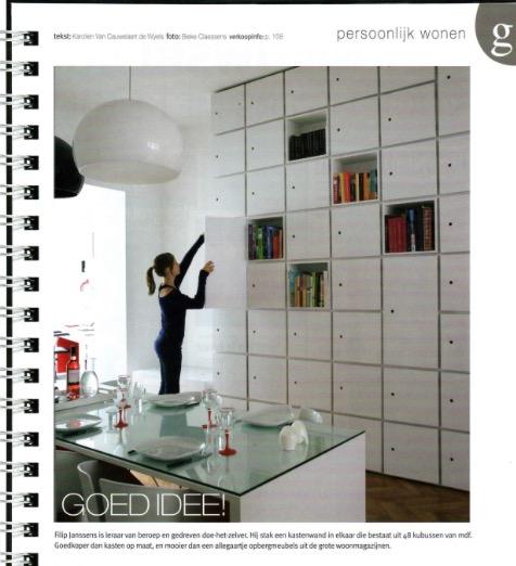 Actief Wonen // Magazine - Februari 2007