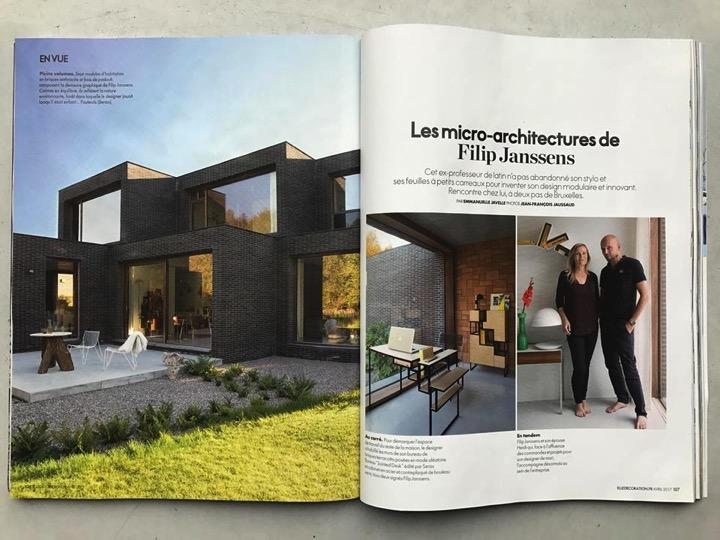 Elle Décoration FR // Magazine 2017