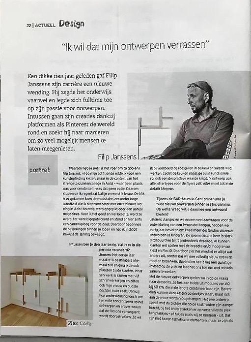 Copy of Ik ga Bouwen / 2018