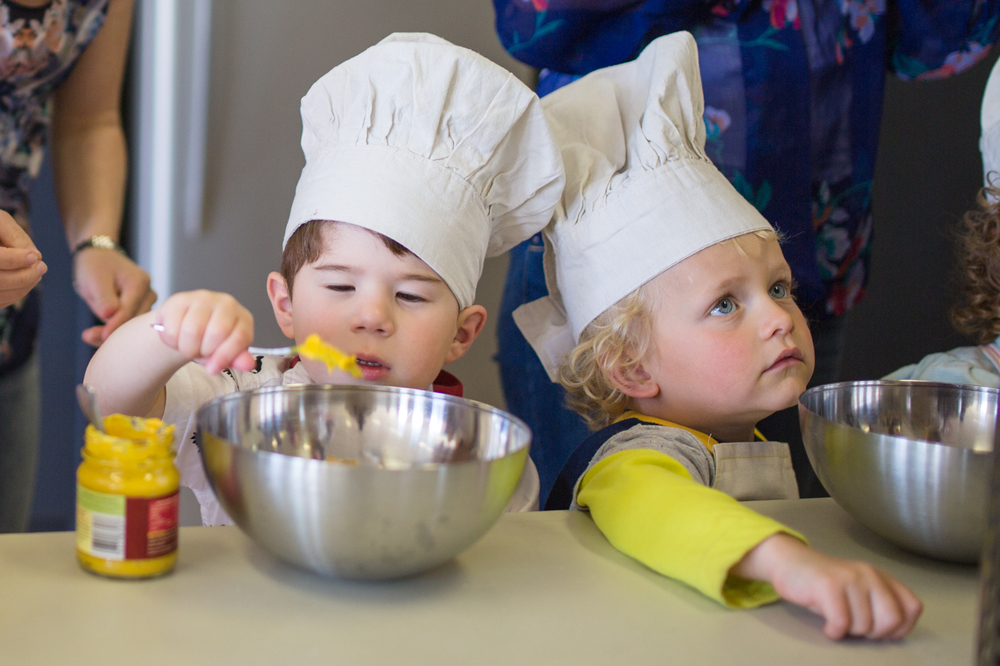 Itsy Bitsy Chef - Childrens cooking birthday parties melbourne