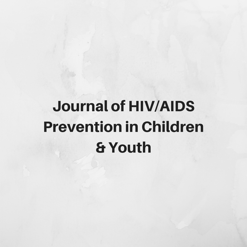 Journal of HIV/AIDS Preventiaon in Children and Youth