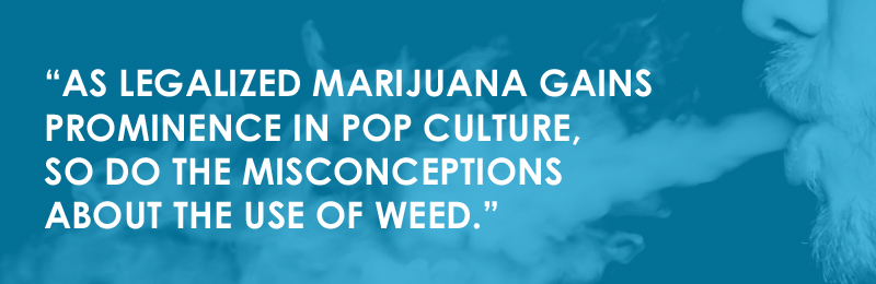 facts about smoking weed