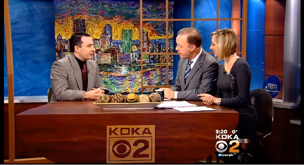 "KDKA-TV (CBS) Topic: ""Tips To Make The Most Of A Snow Day"""
