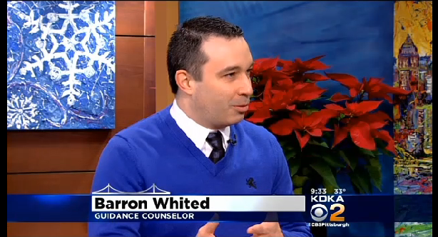 "KDKA-TV (CBS) Topic: ""New Year's Resolutions For Parents"""
