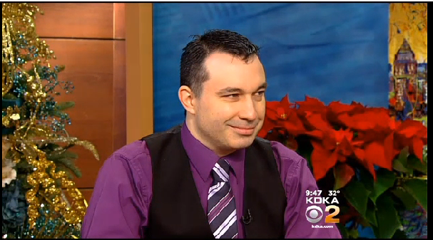 "KDKA-TV (CBS) Topic: ""Productive Resolutions for Parents"""
