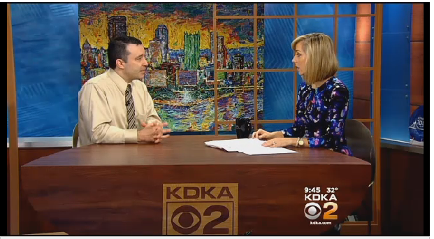 "KDKA-TV (CBS) Topic: ""Expert Advice for Applying for College Financial Aid"""