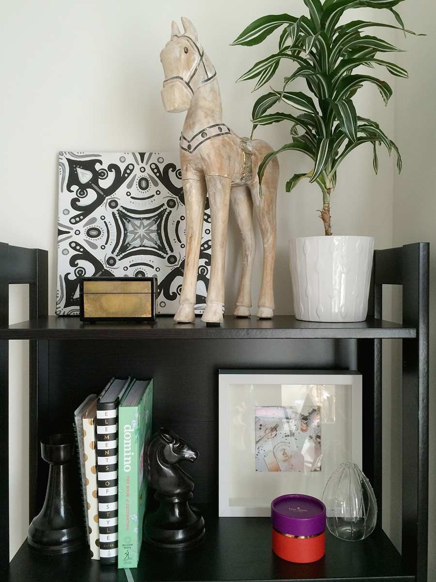 book-shelf-styling-home-office-corner-stylish-chic