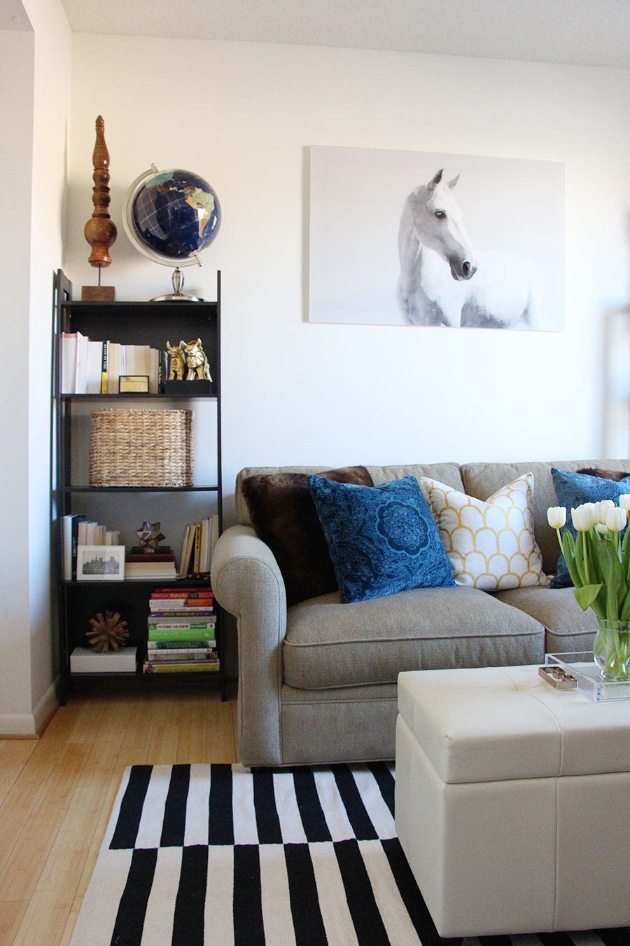 Interior design guest room studio splendor styling - Guest room ideas small space ...